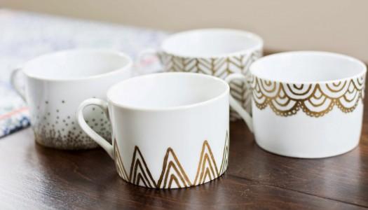 Get Crafty: Creative DIY Mugs