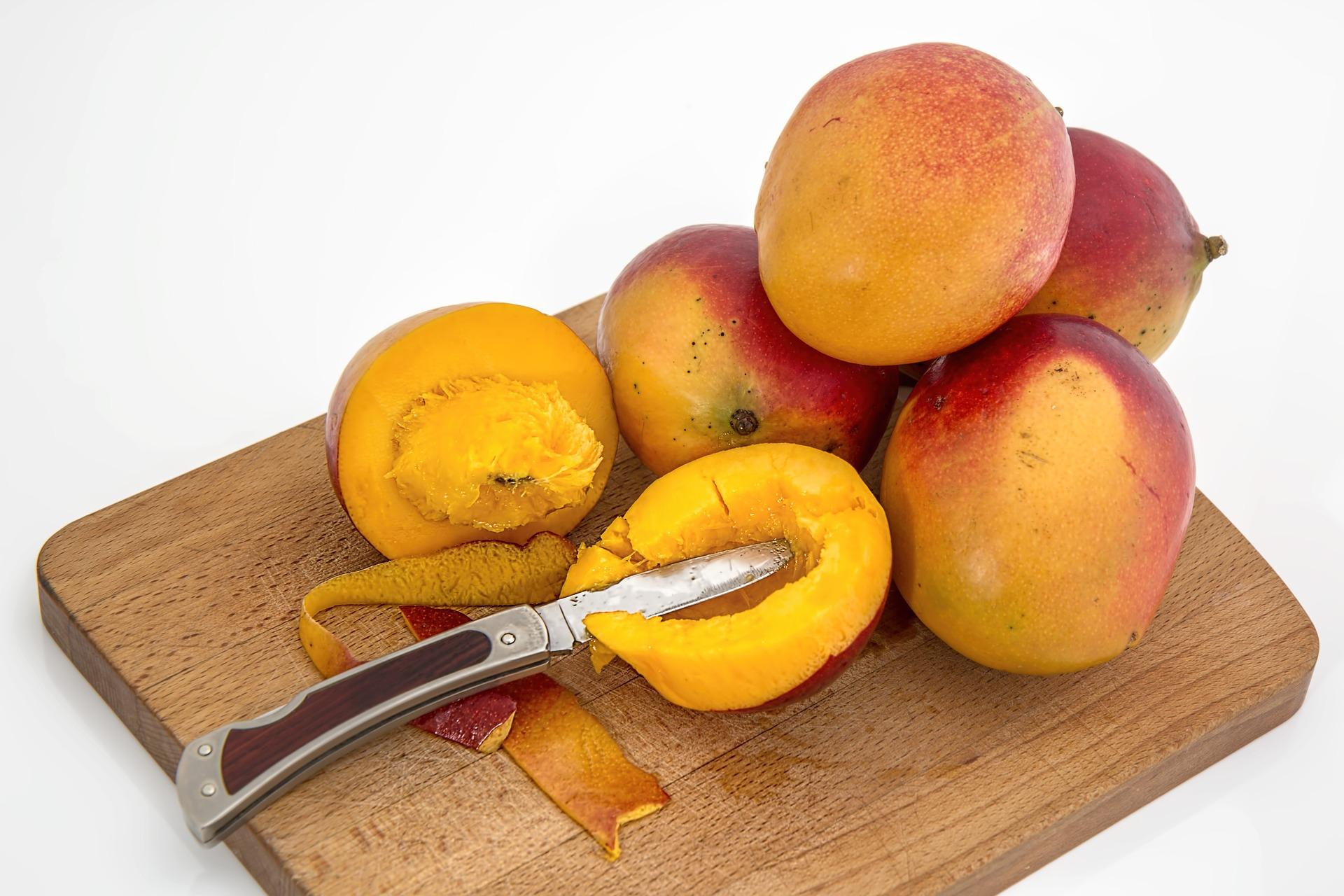 Turmeric Mango Tea