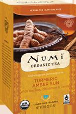 Amber Sun Rooibos Turmeric Tea