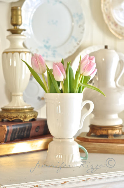 Teacup Vase
