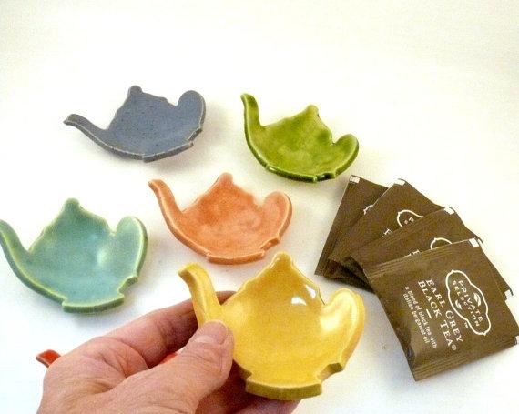 Teabag Holders