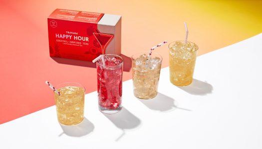 Get Free Iced Tea Mocktails This Summer from Teavana