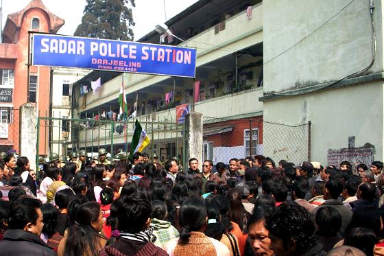 Gorkhaland riots